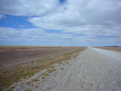 Pampa y viento
