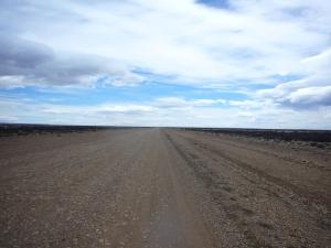 Ruta 40 de Tapi Aike a El Cerrito