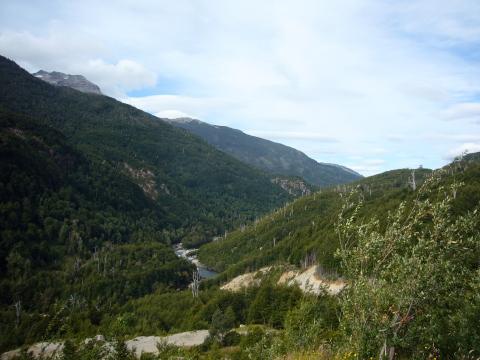 Valle del Río Cisnes