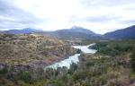 Confluencia de los ríos Baker y Nef